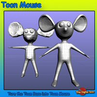 Toon Mouse Video Tutorial