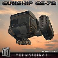 Gunship GS-78