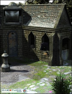 Medieval Village: The Stable