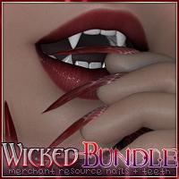 SV7 Fantasy Bazaar - Wicked Bundle