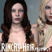 Rincas Hair V4-A4-G4