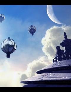 Bryce Masters Series: Cloud City