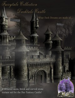 Fairytale Collection - Darktale Castle