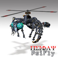 PsiFly Robot Insect