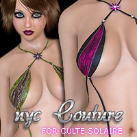 NYC Couture Culte Solaire