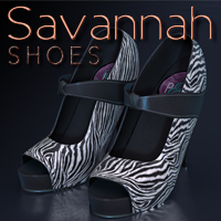 Savannah Shoes