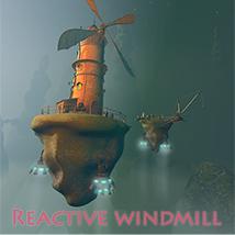 Reactive windmill