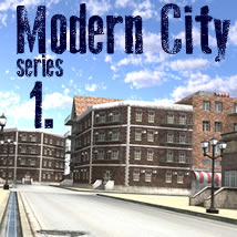 Modern City 1.