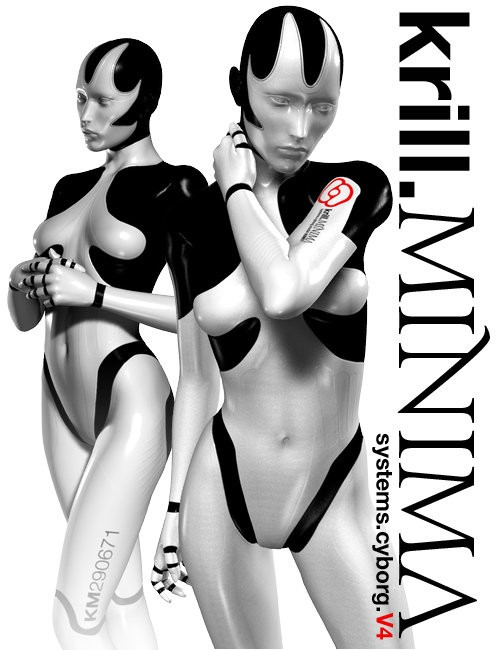 krill.MINIMA Cyborg for V4