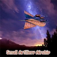 Small Artillery Airship