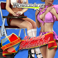 Unruly Schoolgirl V4/A4/G4/Elite