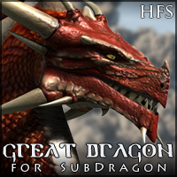 HFS Great Dragon for SubDragon