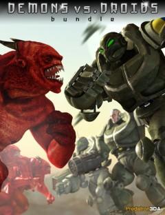 Demons vs. Droids Bundle