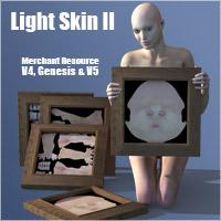 Light Skin Merchant Resource for V4/Genesis/V5