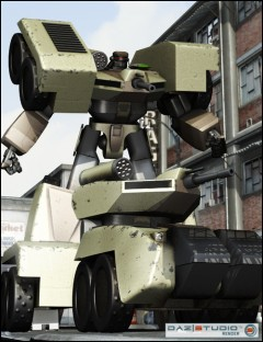 Stellar League Standing Armor