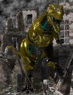 RoboRex for the T-Rex