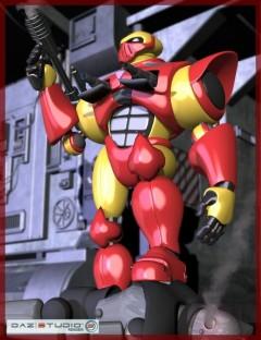 Super D-Bot