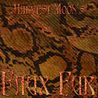 Harvest Moons Faux Fur