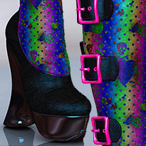 NYC Strap Boots
