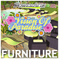 Vision Of Paradise furniture