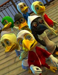 Duckie for Genesis