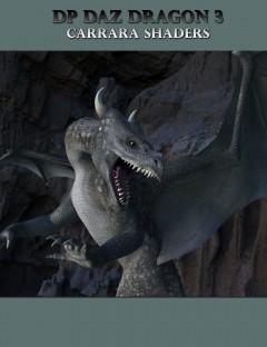 DP DAZ Dragon 3 Carrara Shaders