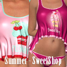 Sweet Shop for Summer