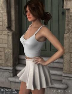 Flirty Summer for Genesis 2 Female(s)