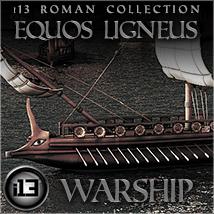 i13 Equos Ligneus Warship