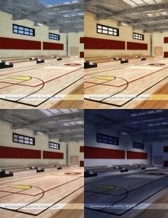 Gymnasium Lights