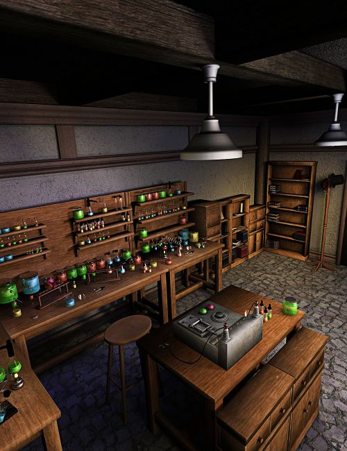 The Mad Chemistry Lab Bundle