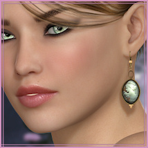 Dazzle for Gothic Earrings
