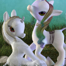 DA-Offspring for The Unicorn: Baby