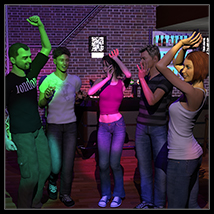 Party Poses for V4 & M4