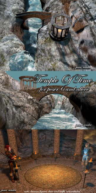 AJ Temple Of Time