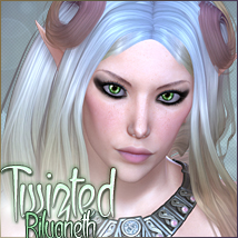 Twizted Riluaneth Hair