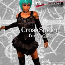 V4 Cross Spider