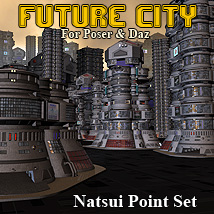 Future City Natsui Point