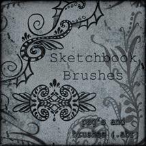 Sketchbook Brushes