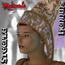 Medieval: Steeple Hennins
