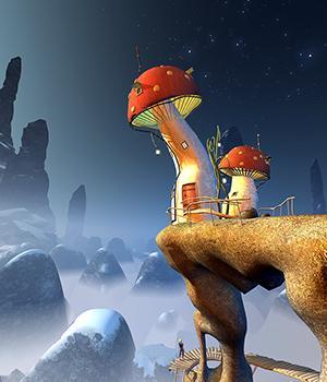 Fairy fungi