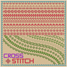 Cross Stitch Brushes