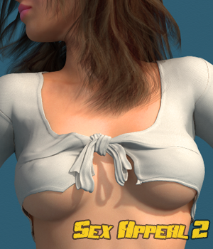 Sex Appeal 2- Blouse and Skirt for V4