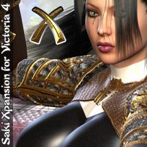 Saki X
