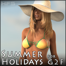 HFS Summer Holidays for G2F