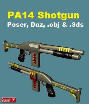 PA14 Shotgun