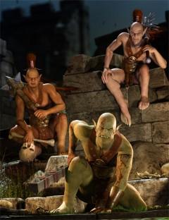 Creatures: Goblin Horde