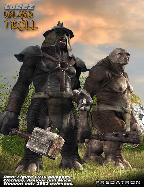 LoREZ Upland Troll