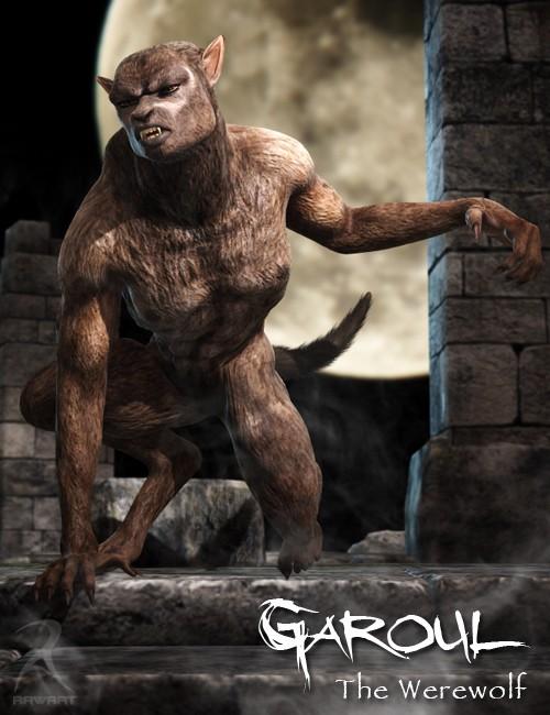 Garoul The Werewolf