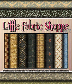 Little Fabric Shoppe Vol 2